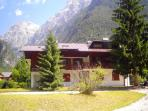 Apartment in the mountains of Cadore Auronzo