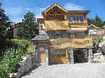 rental chalet the slopes pyrne 2000 font romeu 66210