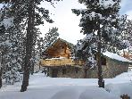 luxury chalet in Font Romeu