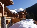 4-6 persons apartment in a luxury residence MGM 'Bears' chalet' with indoor heated pool