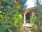 LOVELY VILLA IN GARDEN AND FLOWER ON THE SMALL SIDE MBOUR
