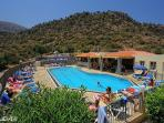 "Appartements Malia  ""Gateway to Nature"" + mer + piscine"