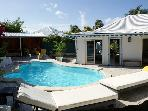 VILLA AVEC PISCINE PRIVATIVE A SAINT FRANCOIS