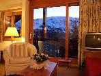 Apartment 65m2 **, 6-8 people, in Méribel 1650, very nice view