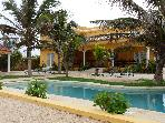 Very Beautiful Villa on the beach at Saly Senegal near