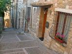 Romantic Apartment in Assisi