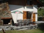 Self catering chalet for 10 persons