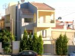 Fully equipped flat in Glyfada close to beach