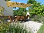Villa l'Oiseau Chantant sleeps 10/12 with pool