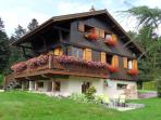 At the heart of the valley of lakes and high Vosges, chalets 3 * located on a property of 6000 m² south edge of the forest, from beautiful walks. Pleasant in all seasons
