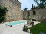 Corbires sun holiday home