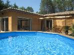 Provence Cte d&#39;Azur, Var, neun Gite mit privatem Pool, 4 bis 6 Personen, Betten bei Ankunft, Klimaanlage, WE Gelassenheit Formel (Lebensmittel, Handtcher, Endreinigung inbegriffen), Babyausstattung und nahe der Strnde