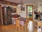 Lovely apartment in mountain style in Carisolo
