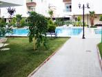 NEW 2+1 Apartment for rent with a pool in Antalya