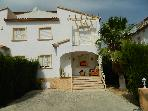 Location Maison 4/6 personnes CALPE(alicante)