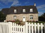 COTENTIN, SEASIDE, INDEPENDENT COTTAGE FOR 8 PEOPLE