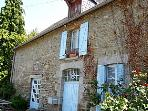 Charming French Farm Cottage