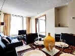 LARGE ONE BEDROOM ON PALAIS DES CONGRES 