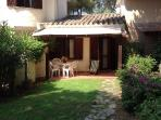 Sardinia, Pula, Cottage by the beach, Caprifoglio