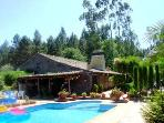 Dornes - 5 Bedrooms Cottage w/ pool