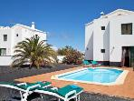 Holiday House - Playa Blanca 1 sur 3
