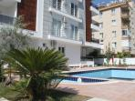 Apartments In Antalya close by the sea