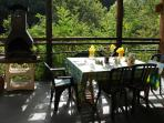 Maison Acacias, sleeps 6, lovely mountain views