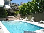 Maison Hollywoodienne : magnifiques vues, piscine et spa, Walk to Famous Sunset Strip ~ #1 Nightlife &amp; Shopping