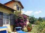 cottage in the countryside 5 km from Viareggio