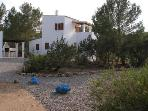 Gorgeous house with garden in Formentera