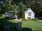 Vineyard Haven - Charming Cape, Easy Walk to VHYC : croe50g