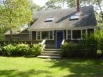 Chilmark - Contemporary Cape with Access to Beaches : gibt25n