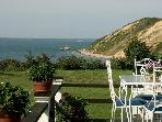 West Tisbury - Perched on Bluff with Panoramic Views : roc78b