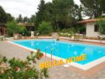 VILLA BELLA HOME, POOL SALT W. AND SANDY BEACHES