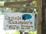Captain Alexander's Hide-a-way     West Harwich MA