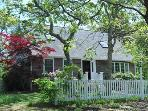 1605 - CHARMING CAPE IN ISLAND GROVE THAT IS TRUE VINEYARD!
