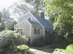 1579 - CHARMING WEST TISBURY COTTAGE