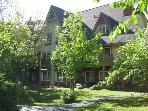 Ideal 2 Bedroom/2 Bathroom House in Mont Tremblant (Le Plateau 224-5)