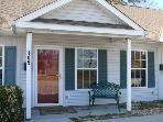 Charming Townhome in the Historic District of Olde Towne with WiFi & HD Cable TV