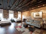 Townhome on Jones - Sleeps 6-8