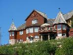 3 bdrms private golf cottage@10 mins to Tremblant