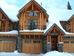 Slopeside - Selkirk Resort Homes, Kicking Horse Mountain Resort, Golden BC
