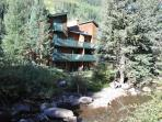 Timber Falls 401 - 2 bedroom condo in East Vail