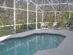 SPACIOUS 3 BED 2 BATH HOME WITH PRIVATE POOL OVERLOOKING CONSERVATION