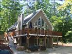 Private Brand New North Conway Home - WiFi 36374