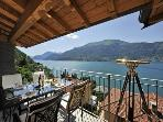 Bella Dorio - 2 bed penthouse apartment Lake Como