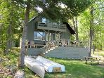Secluded, relaxing, lakeside Chalet