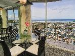 Spectacular Sunset Ocean Views 11th flr at Beach!