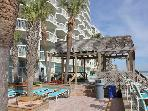 Comfy 1BR Beach Retreat w/Resort Amenities - Steps to the Ocean!