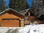 #3 Five Star Snow Summit Big Bear Log Cabin